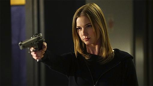 Emily VanCamp en Revenge (ABC)