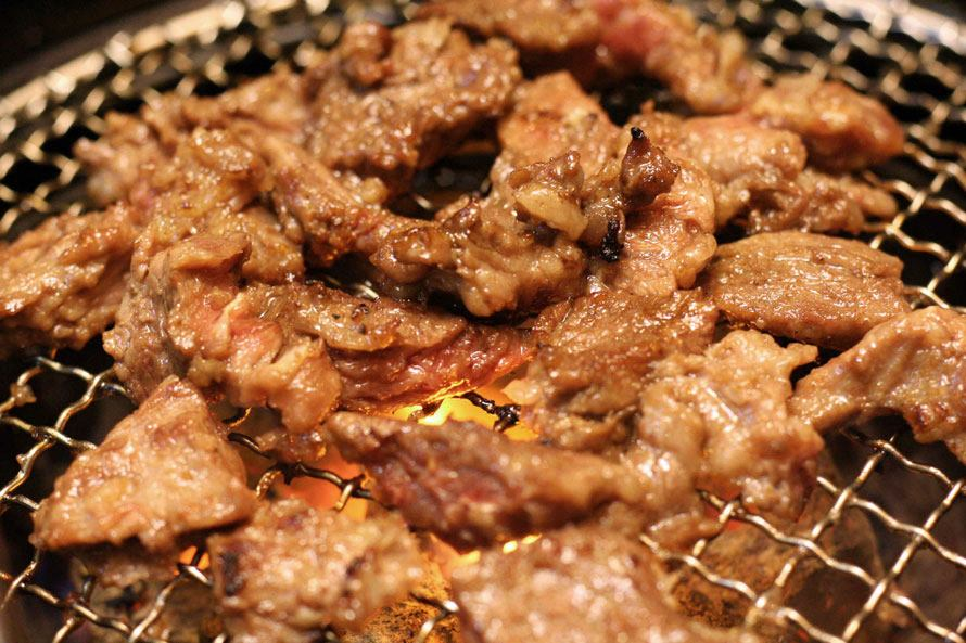 Yoree Korean Barbecue jumulleok