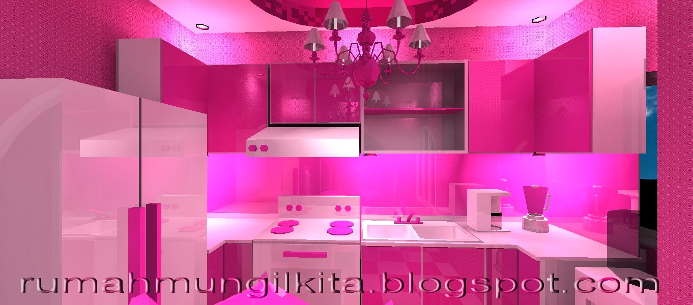 real barbie dream house castle, pink kitchen set