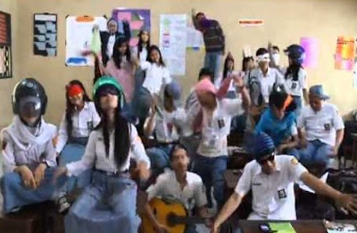 6 Hal Konyol Saat di Sekolah yang Bikin Kangen
