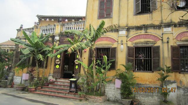 Le guide: la vieille ville de Hoi An