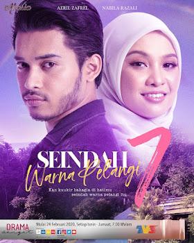 OST Seindah 7 Warna Pelangi (Akasia TV3)