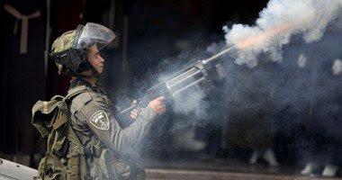 جيش الاحتلال يصيب 11 فلسطيني بعد اطلاق الرصاص عليهم