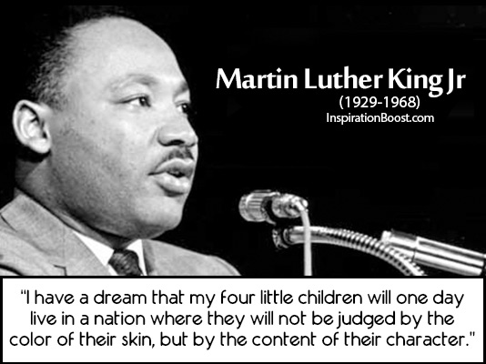 a rhetorical analysis of dr martin luther kings speech i have a dream Analysis of martin luther king wayne fortin rhetorical analysis on august 28  in his speech i have a dream king uses perfect structure.