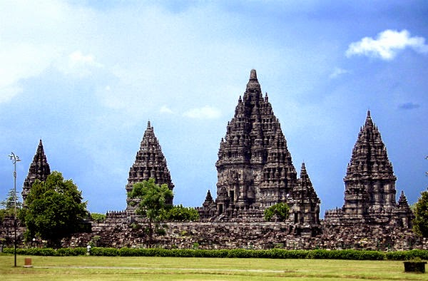 favorite places at prambanan