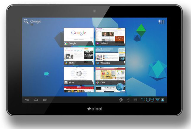 Jual Tablet Ainol Novo7 Elf Android 4.0