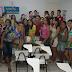 Registro do Plantão Biológico na Escola Dr. João Ribeiro Ramos