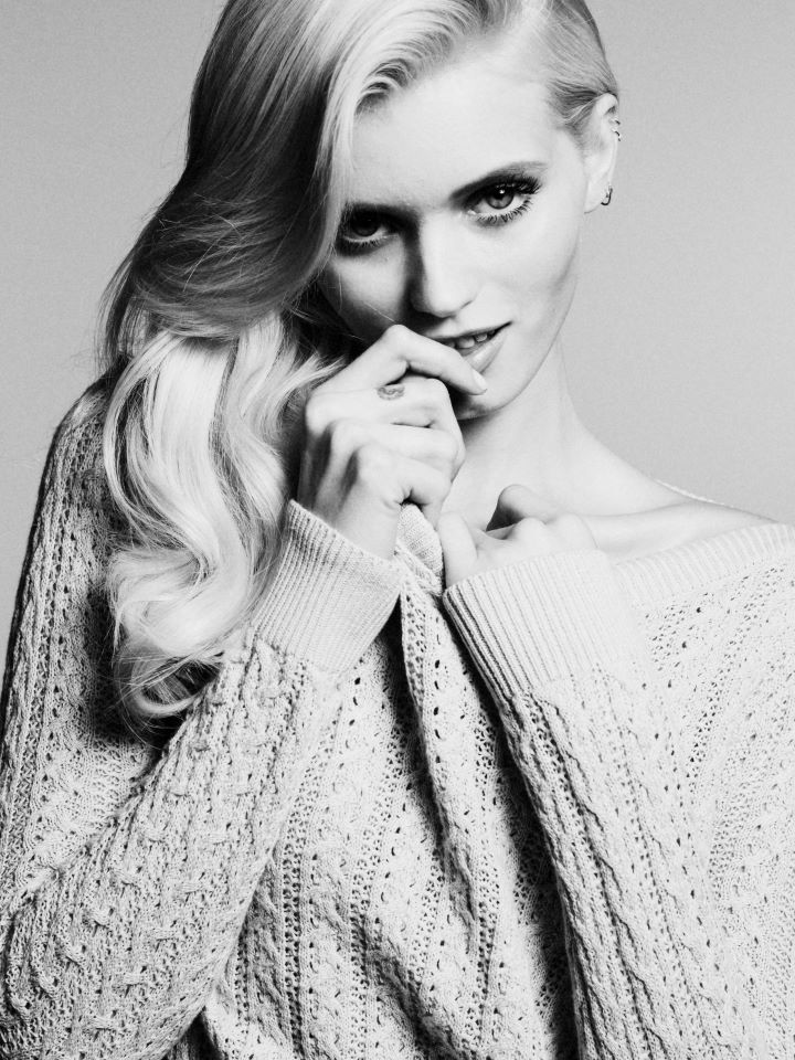 Abbey Lee Kershaw for Portmans, December 2012
