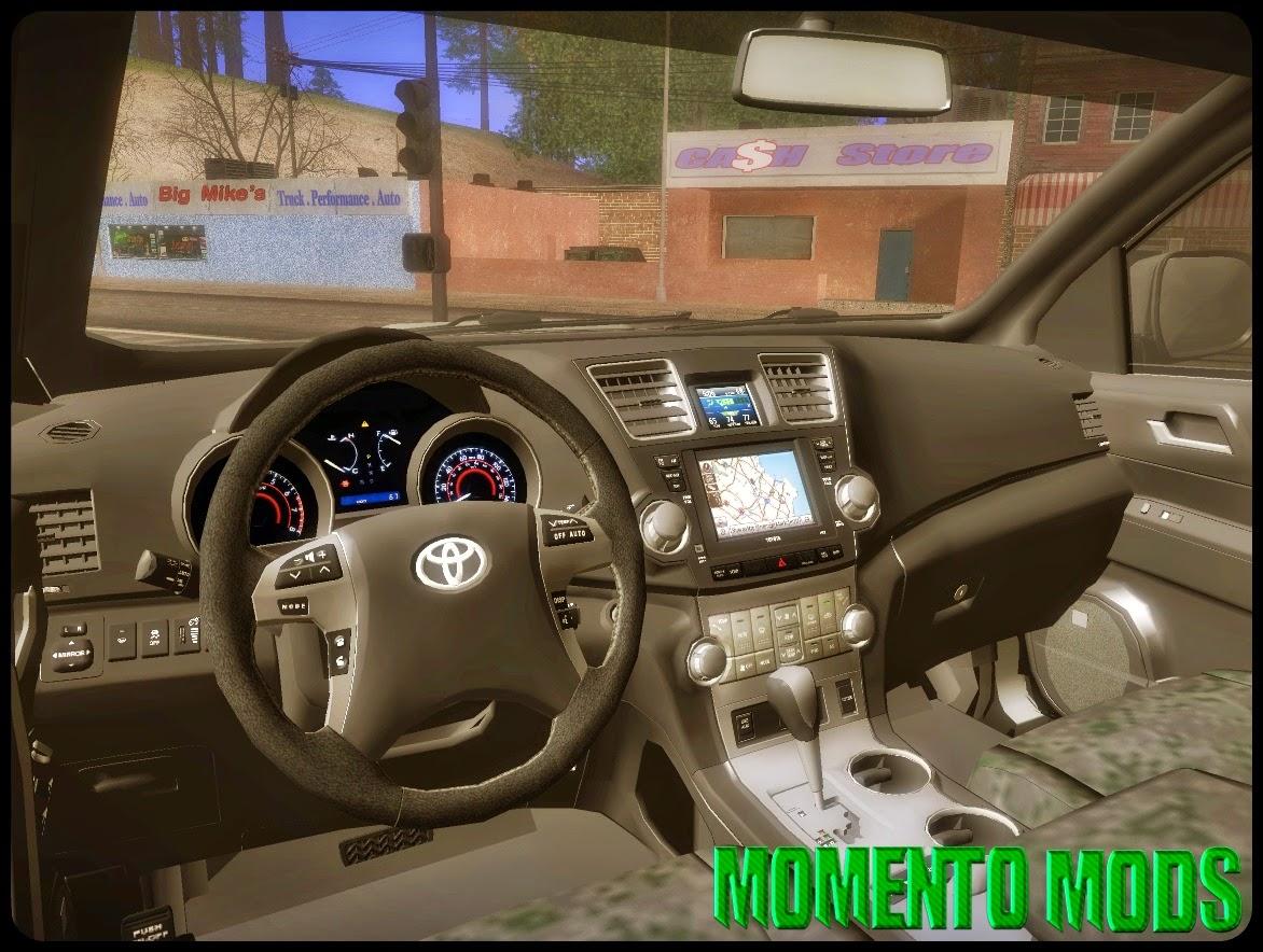 GTA SA - Toyota Hilux 2014
