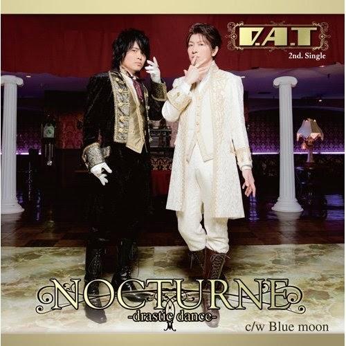 [Single] D.A.T - NOCTURNE -drastic dance-/Blue moon[2014.04.23] Blue