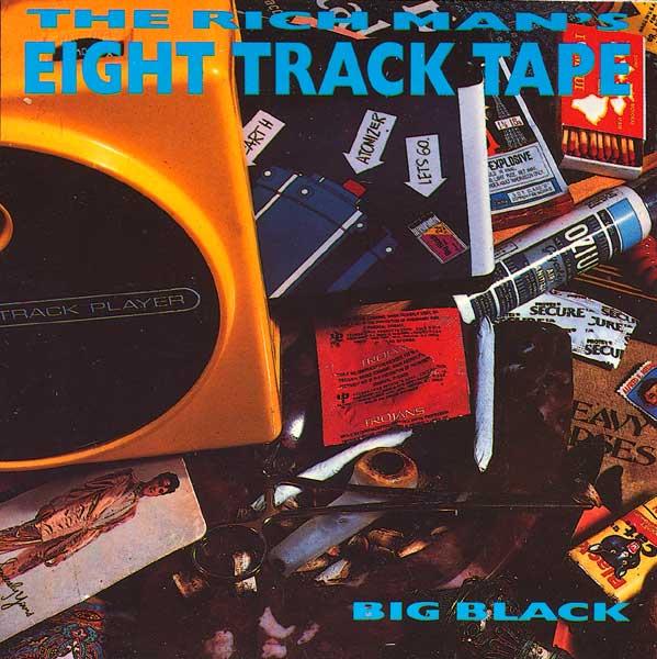 O Pee Chee Big Black Rich Man S Eight Track Tape