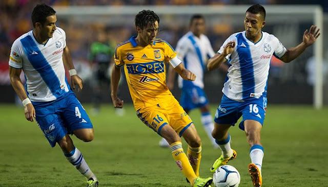Ver partido Tigres vs Puebla en vivo