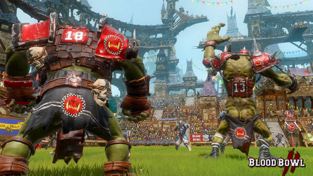 Blood Bowl 2 PC Game Español
