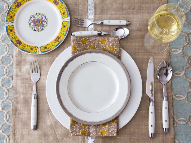 Home Sweet Home Simple Table Setting That You Can Do At Home