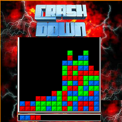 Online Puzzle Game: Crashdown