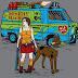 Scooby doo versaõ the walking dead