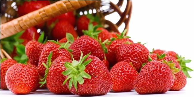 Kesehatan : Manfaat Sehat Jus Strawbery