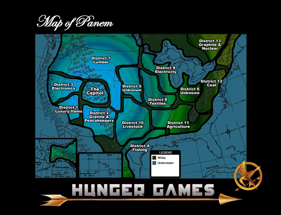teaching the hunger games