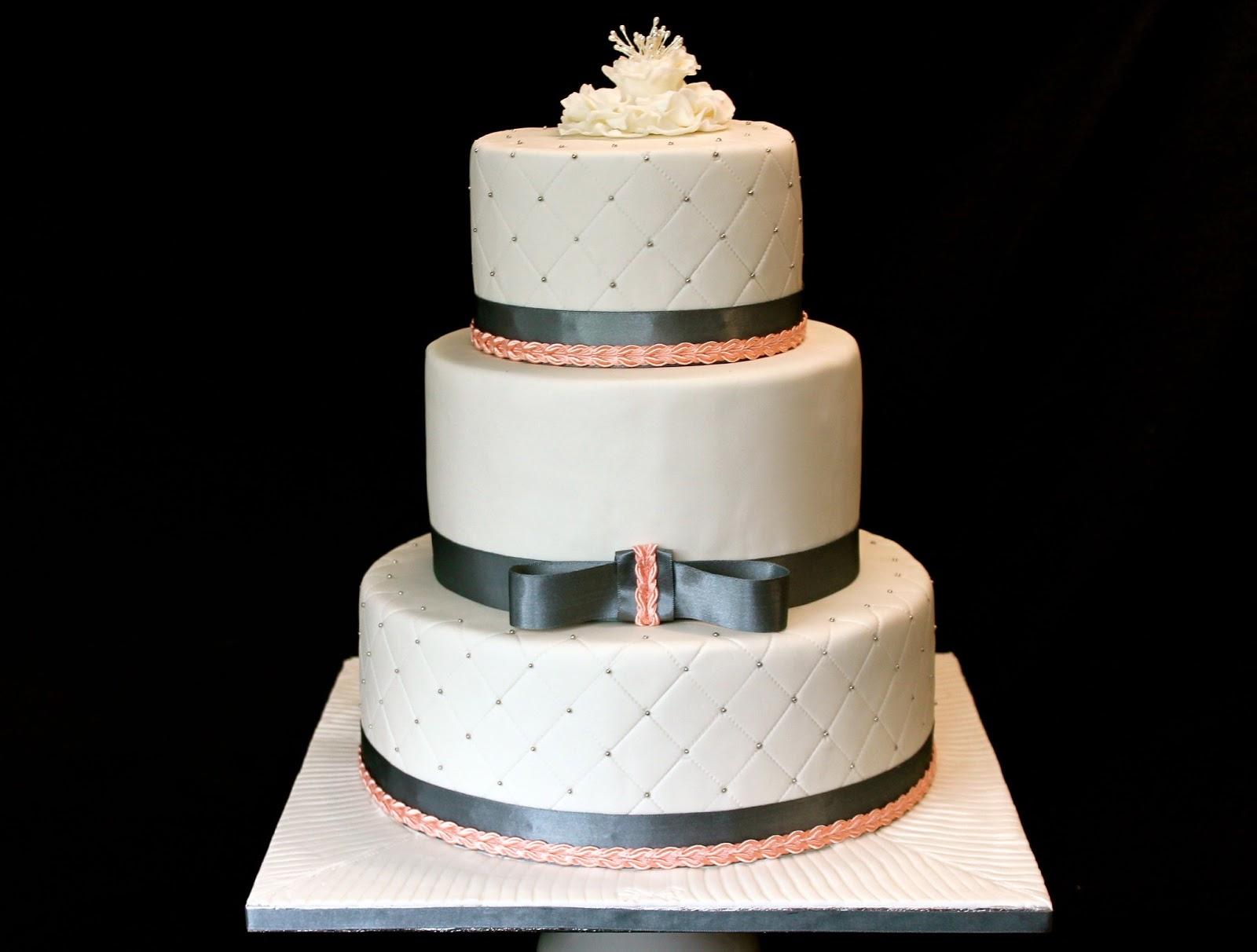 Pretty wedding: Wedding cake : recette du gâteau de mariage