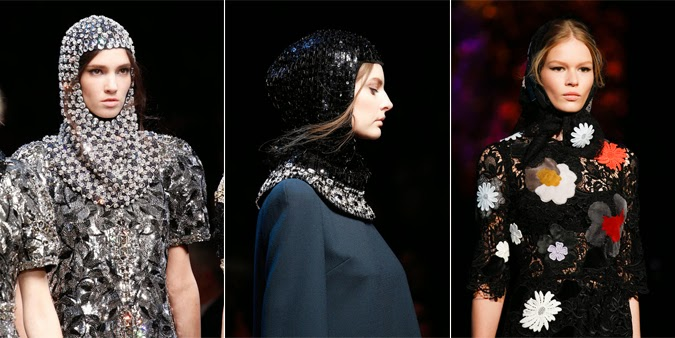 Dolce&Gabbana otoño-invierno 2014/15