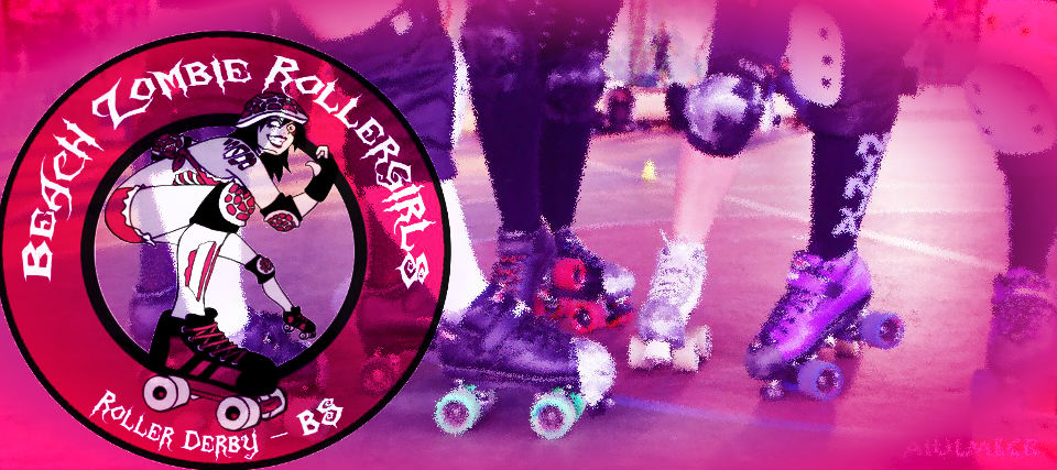 Beach Zombie Roller Girls