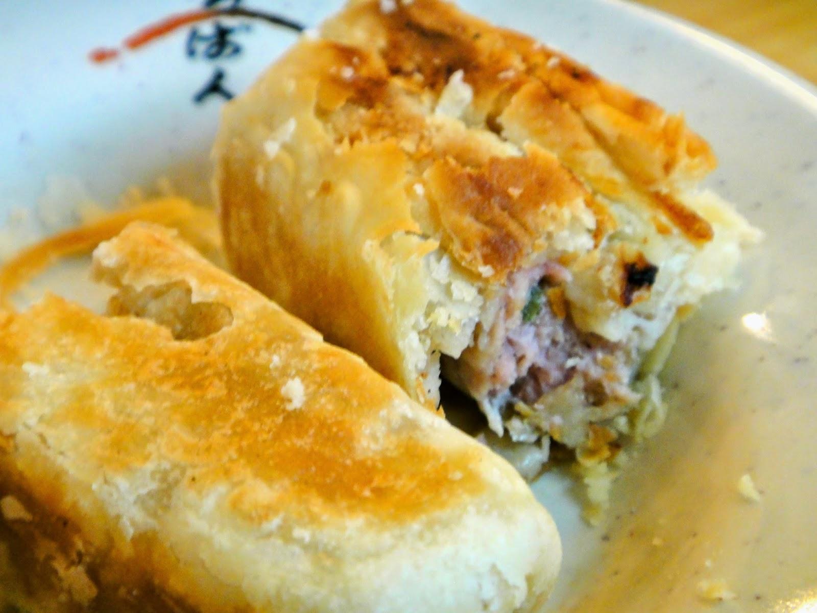 Pork Baked Pastries Hao Gong Dao Yongkang Street