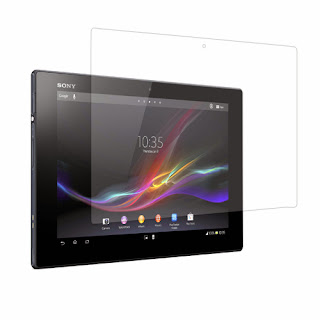 Clear Screen Protector Guard Film for Sony Xperia Tablet Z LTE SO-03E SGP321 10.1-inch