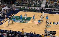 NBA 2K13 Utah Jazz Court Patch