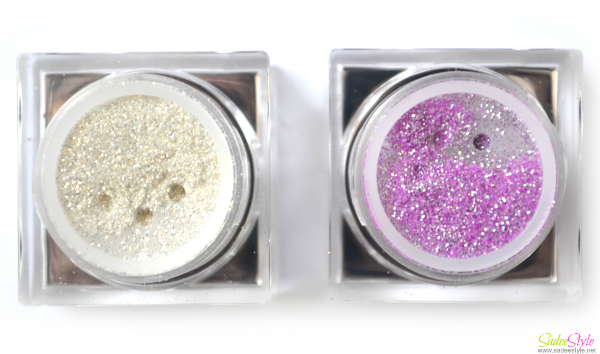 Lit Cosmetics Glitters - Summer Sparkle (Hello Sunshine & Afternoon Delight)