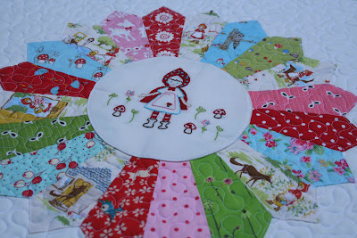 5 Tuesday Review: Pretty in Patchwork Doll Quilts