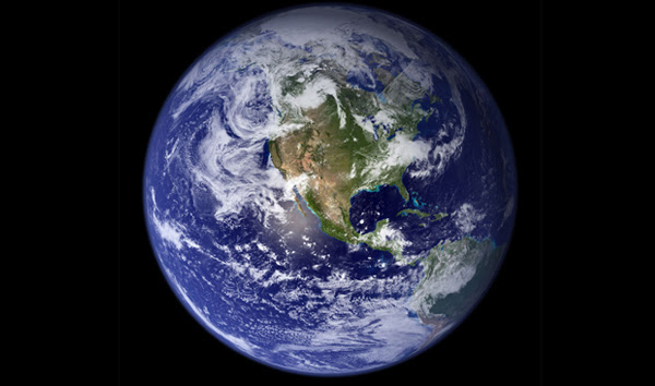NASA Releases High Definition Image Of Earth