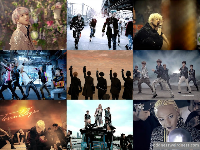 Oddness/Weirdness Kpop blog does Top 10 Kpop Videos of 2012
