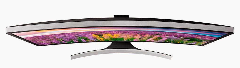 Η Samsung λανσάρει τρεις νέες κυρτές οθόνες υπολογιστών