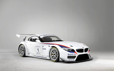 BMW Z4 GT Wallpaper