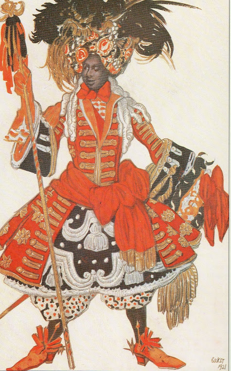 BAKST, Leon (Aka Leon Bakst, 1866-1924).
