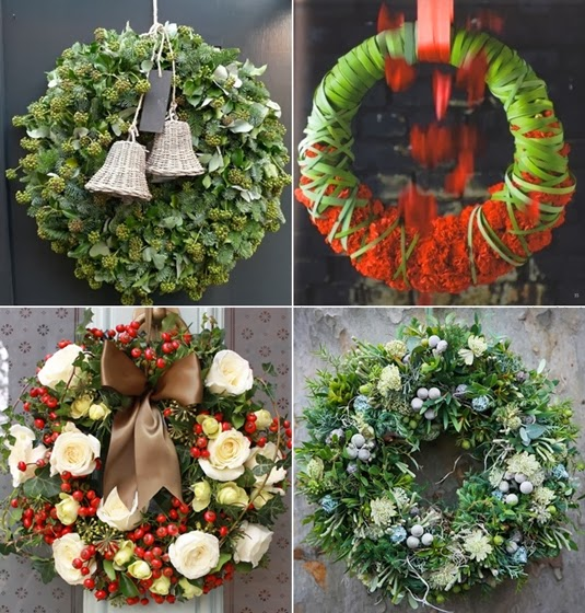 julkransar, adventskransar, christmas wreaths, advent wreaths