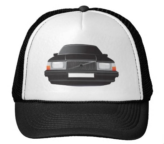 Volvo 740 hats