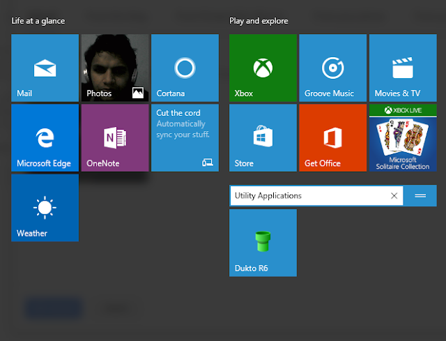 Categorize Apps in Start Menu