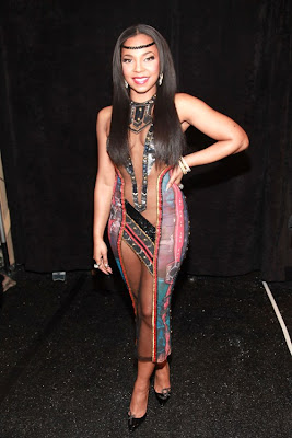 Ashanti Hot In Provocative Dress3