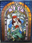 4-Day Stained Glass Leading Class