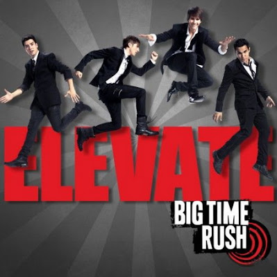 Big Time Rush - Cover Girl