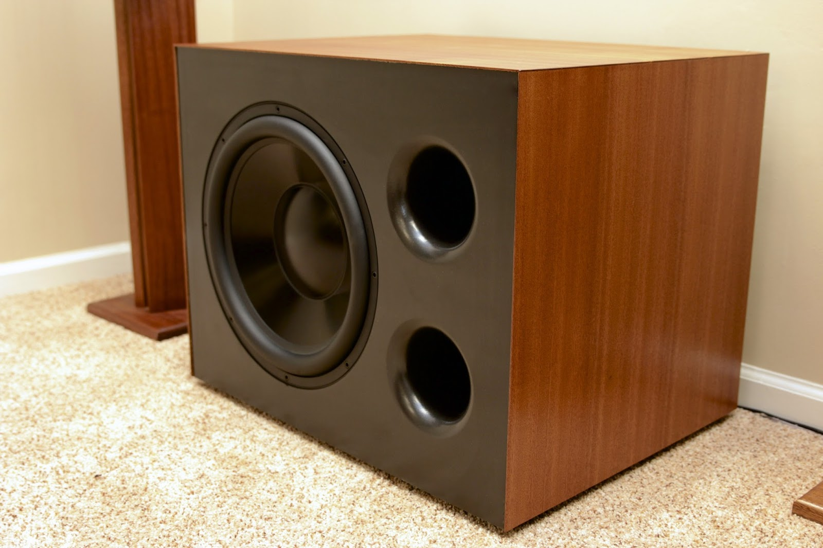 shootingboard: home theater subwoofer