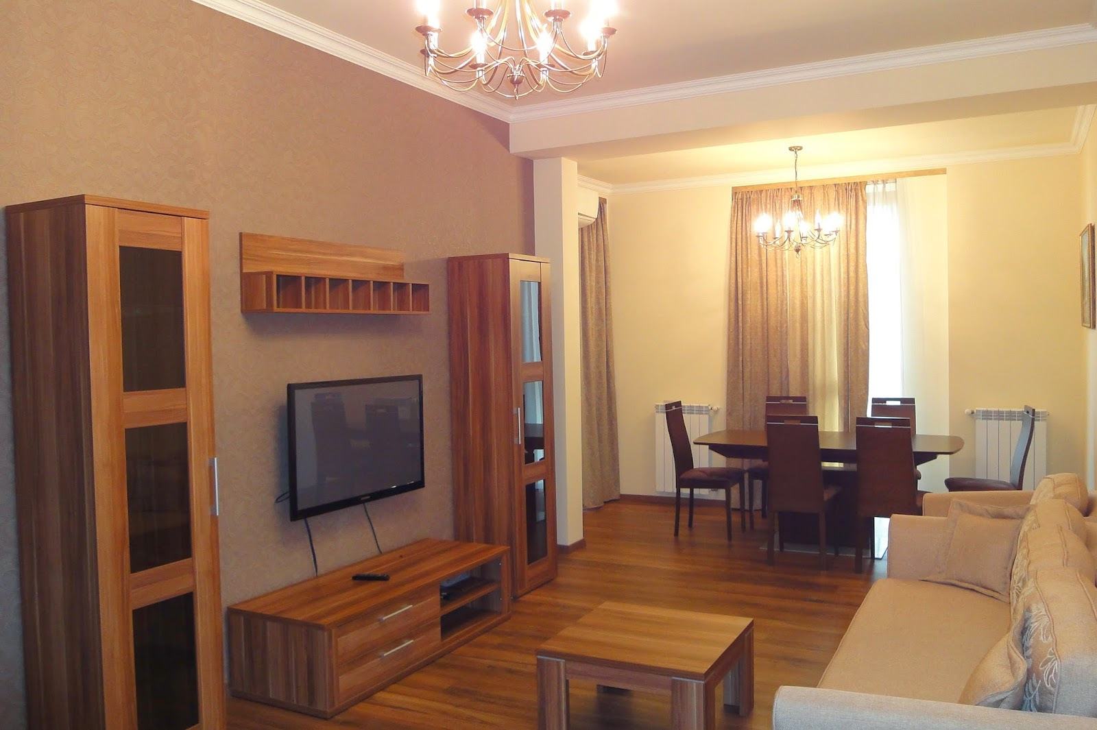 Two Bedroom Apartment for Rent in Yerevan