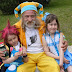 Fairy Tail Cosplay - Natsu, Lucy and Gramps