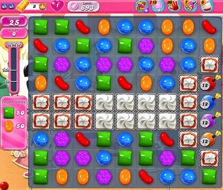 Candy Crush Saga 693