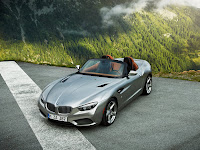 2012 BMW Zagato Roadster Concept car pictures 2