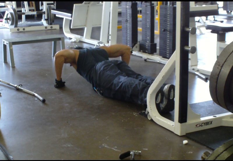 how to develop your lower chest