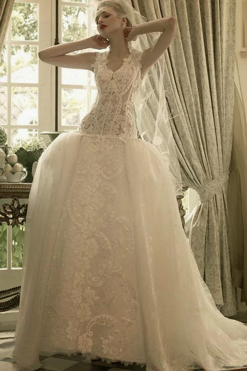 2015 Wedding Dresses Collection by St. Pucchi Couture