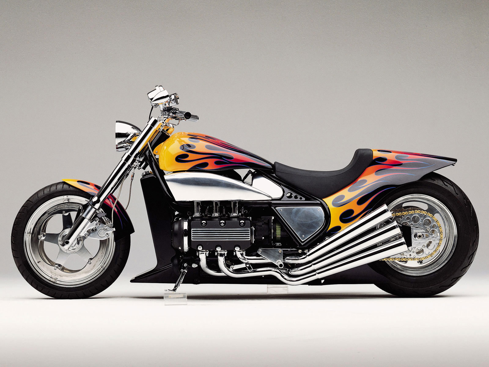 Honda Motorcycle Concept Honda T3 Concept