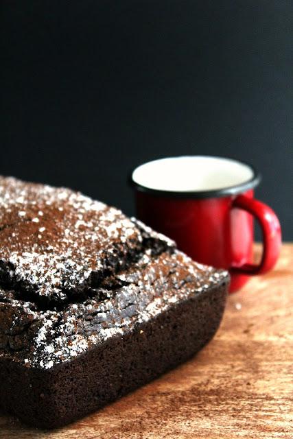 Bizcocho de café y cacaco